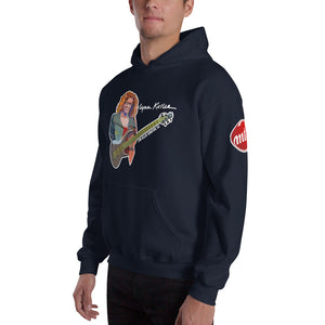 LYNN KELLER Hooded Sweatshirt - Lathon Bass Wear