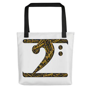 YO SOY BAJISTA Tote Bag - Lathon Bass Wear