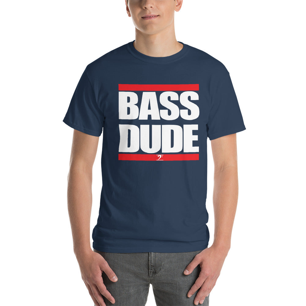 BASS DUDE Short-Sleeve T-Shirt - Lathon Bass Wear