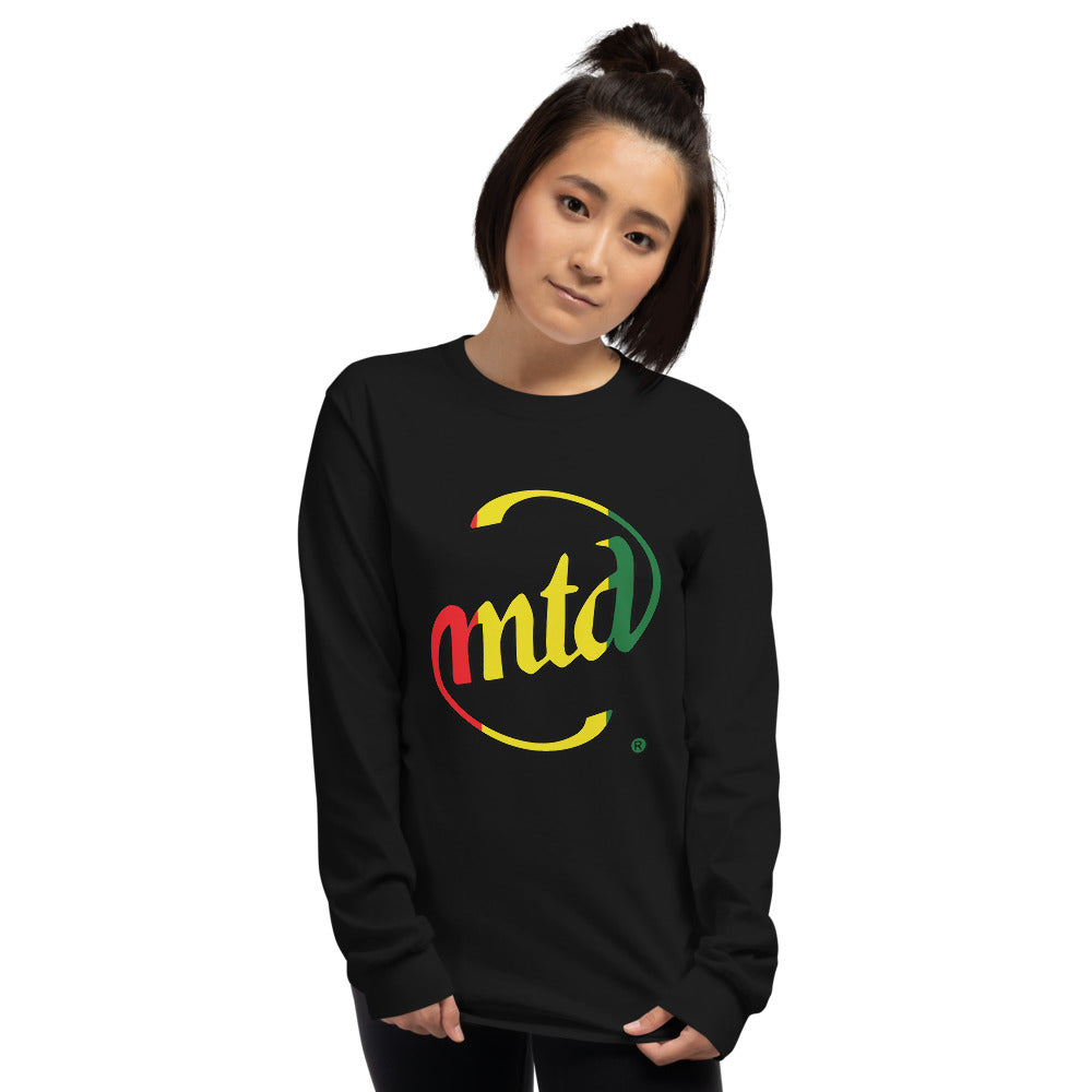 MTD Ladies Long Sleeve Shirt