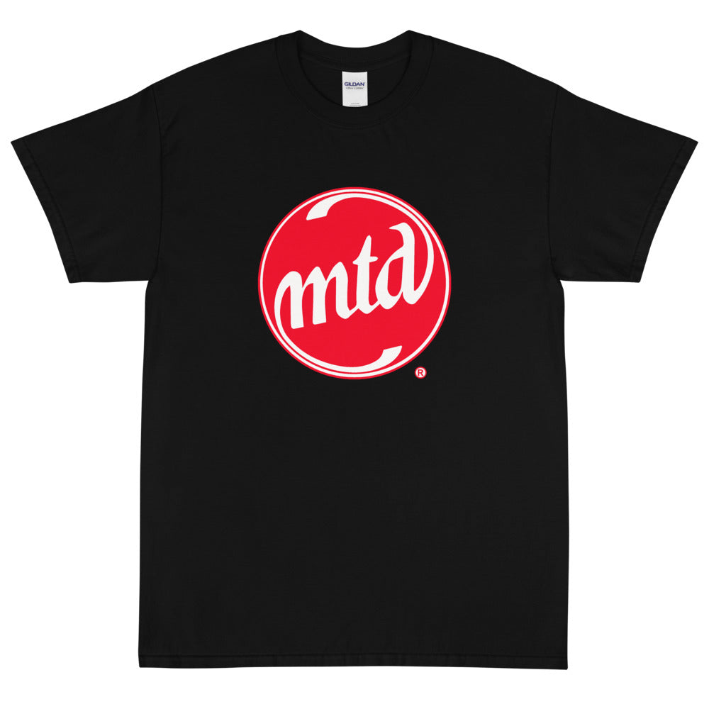 MTD RED & WHITE LOGO Short Sleeve T-Shirt