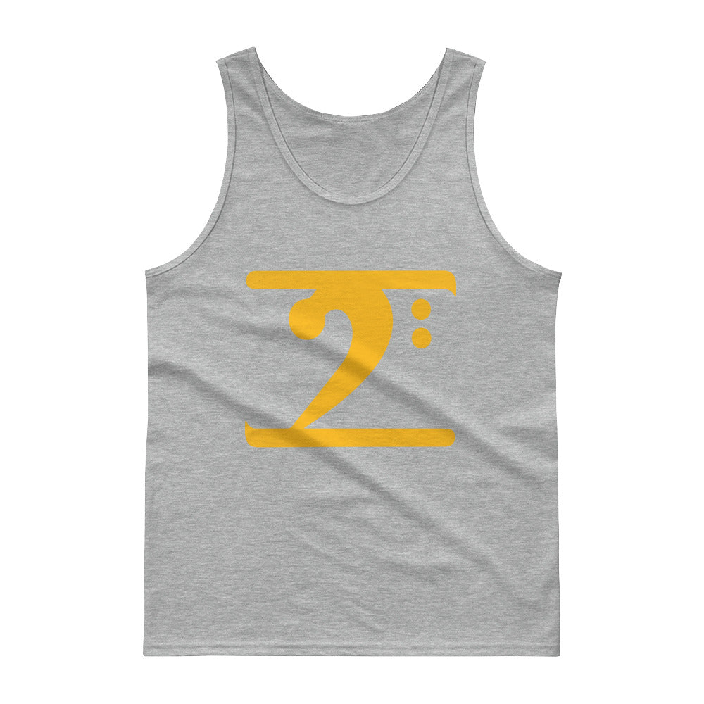 GOLD LOGO Tank top - Lathon Bass Wear