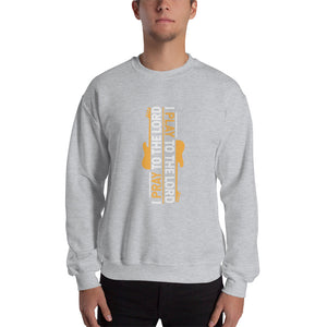 I PLAY TO THE LORD - GOLD Sweatshirt - Lathon Bass Wear