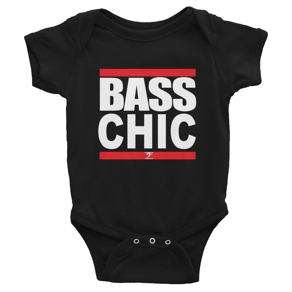 BASS CHIC Infant Bodysuit - Lathon Bass Wear