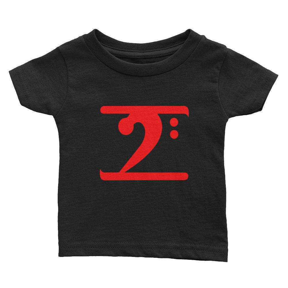 RED LOGO Infant Tee