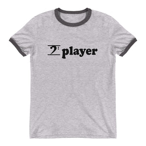 PLAYER Ringer T-Shirt