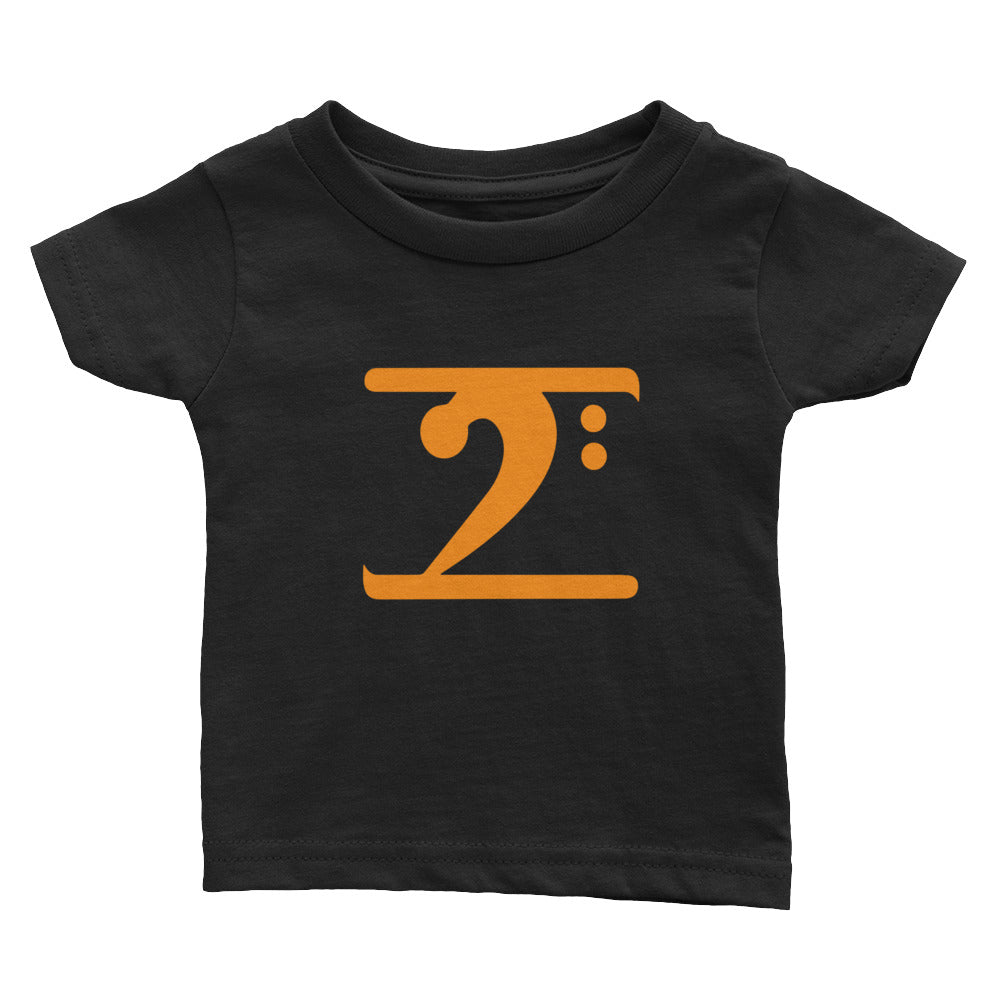 ORANGE LOGO Infant Tee