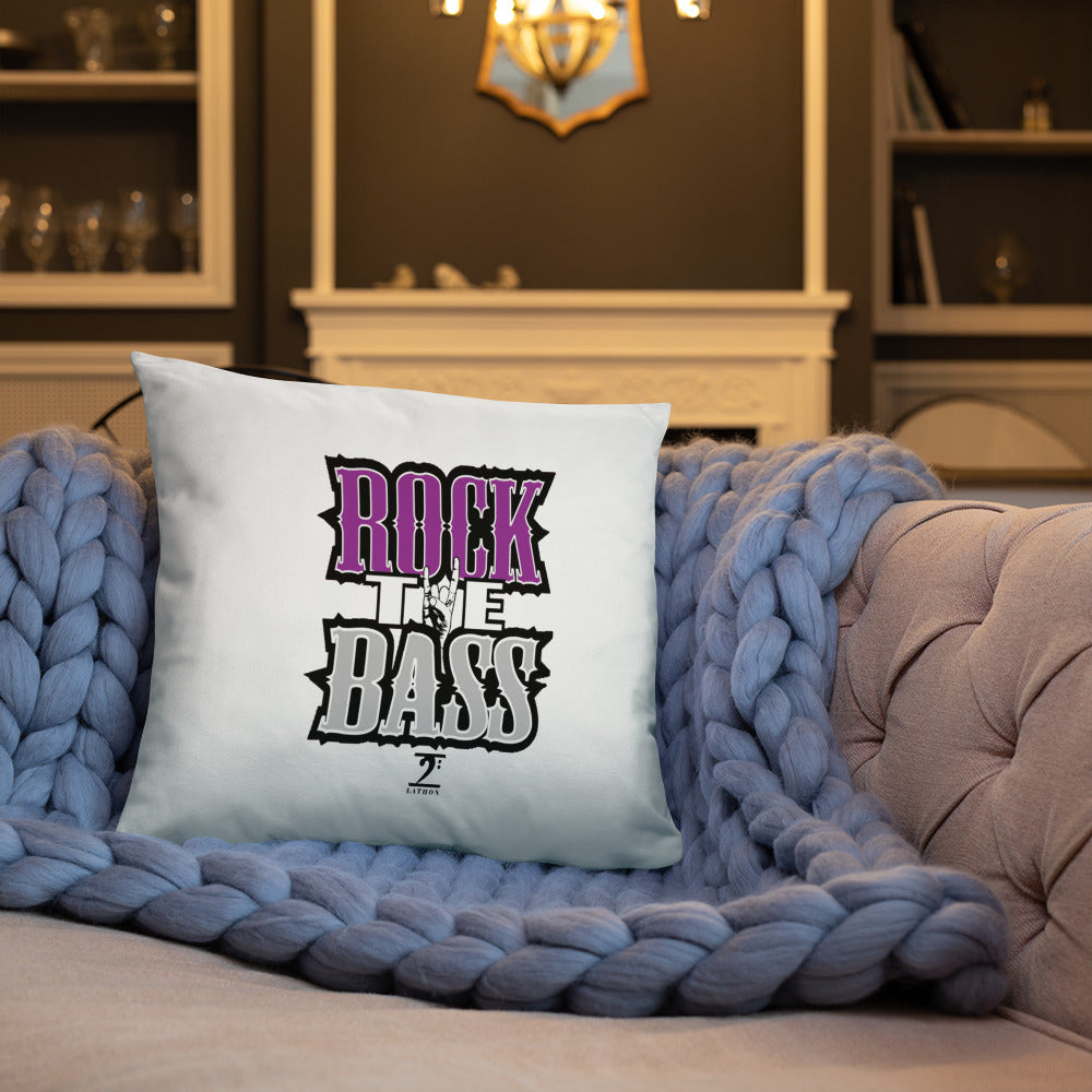 ROCK THE BASS Basic Pillow - Lathon Bass Wear