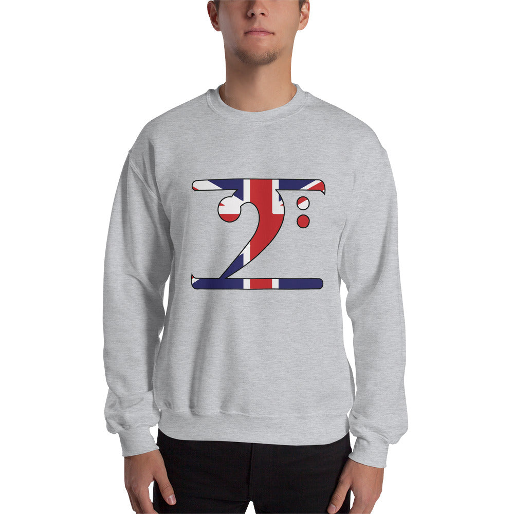 UK LBW Sweatshirt - Lathon Bass Wear
