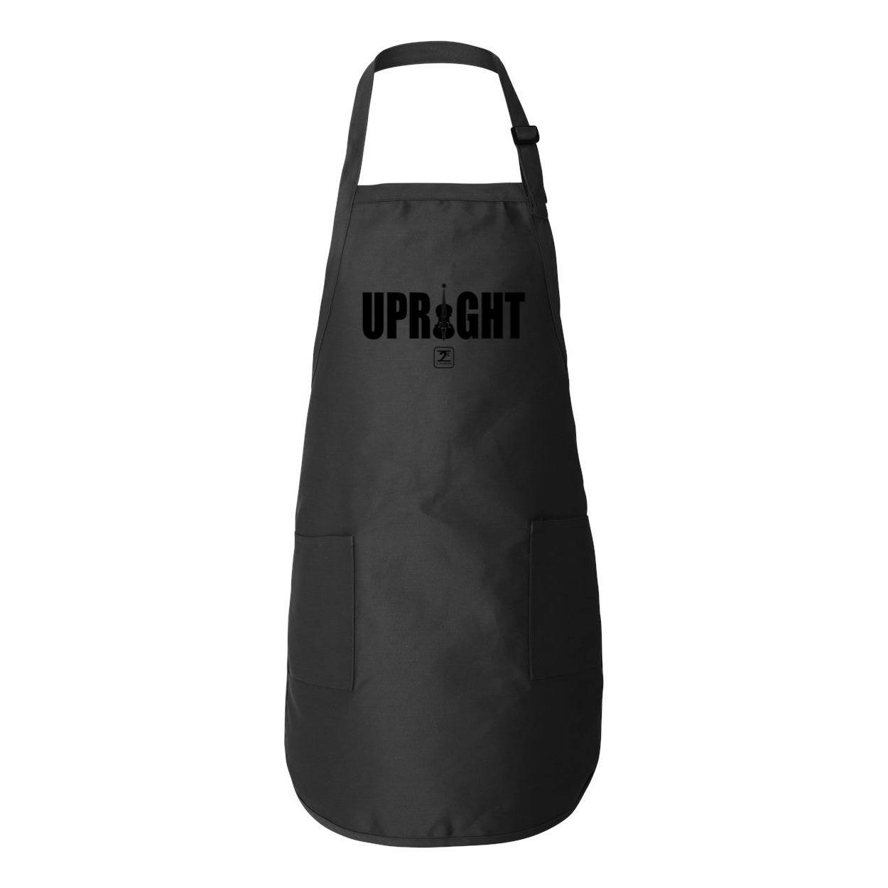 UPRIGHT Full-Length Apron with Pockets