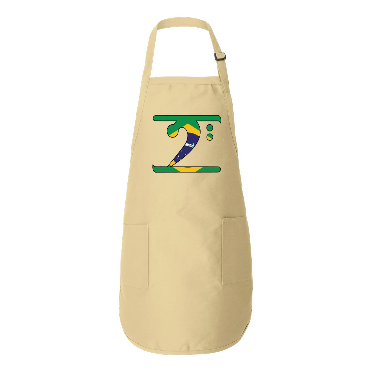 BRAZIL LBW Full-Length Apron with Pockets - Lathon Bass Wear