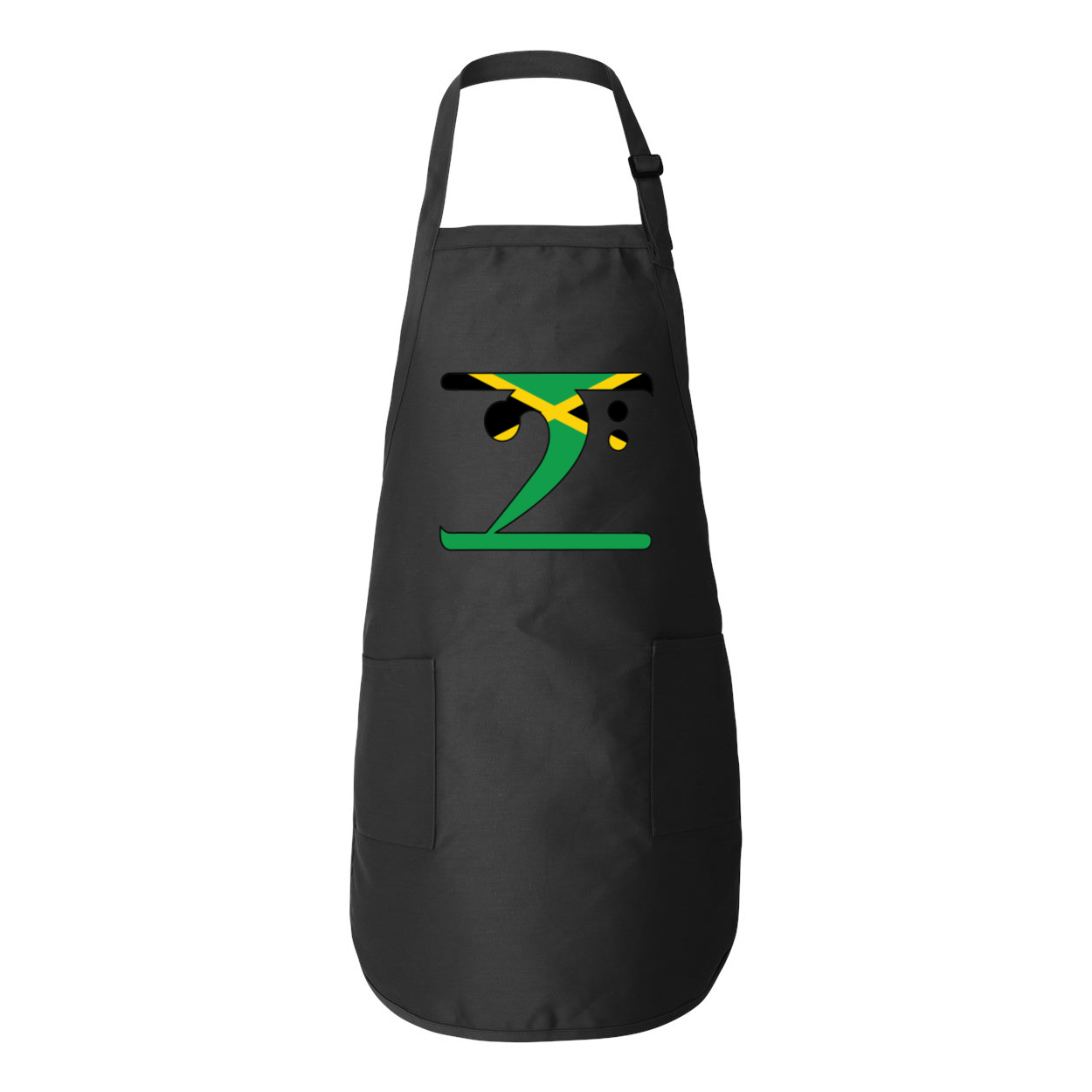 JAMAICA Full-Length Apron with Pockets - Lathon Bass Wear