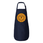 CIRCLE OF 5TH Full-Length Apron with Pockets - Lathon Bass Wear