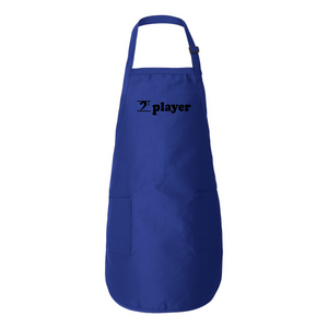 PLAYER Full-Length Apron with Pockets - Lathon Bass Wear
