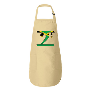 Full-Length Apron with Pockets - Lathon Bass Wear