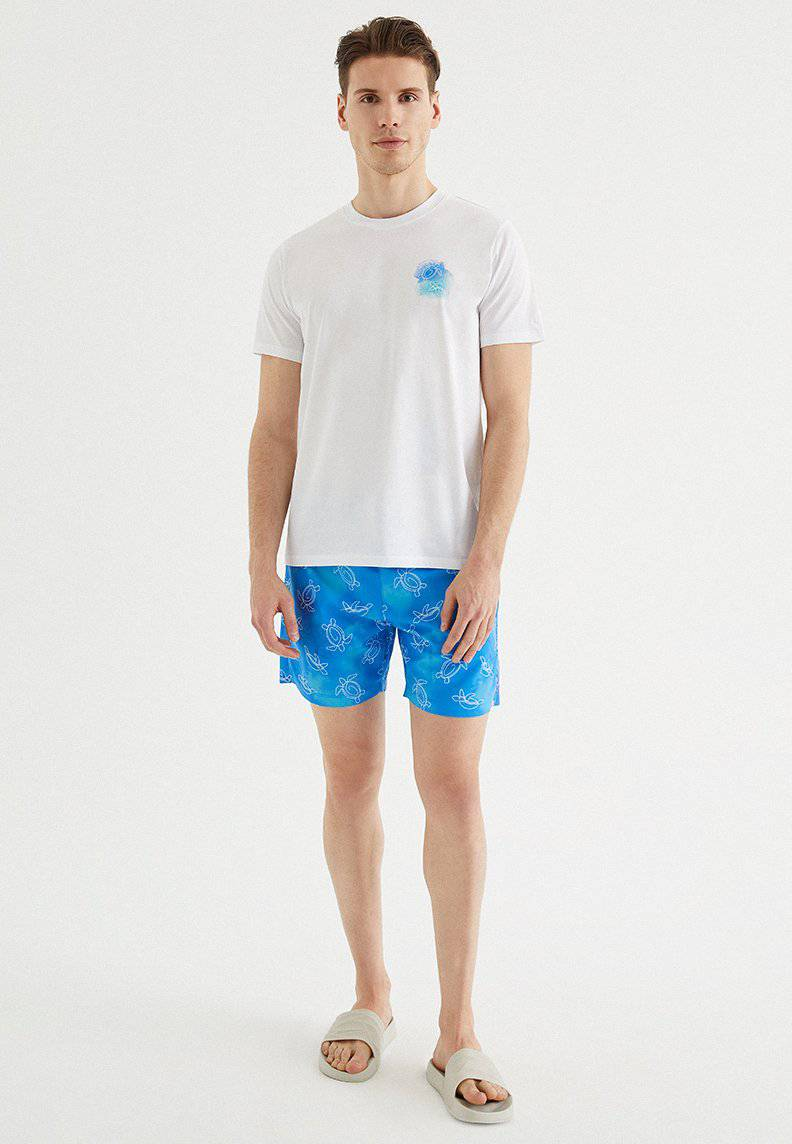 TURTLE SWIM SHORTS