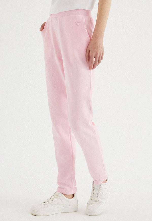 ENJOY TAPPERED JOGGER in Rose Shadow