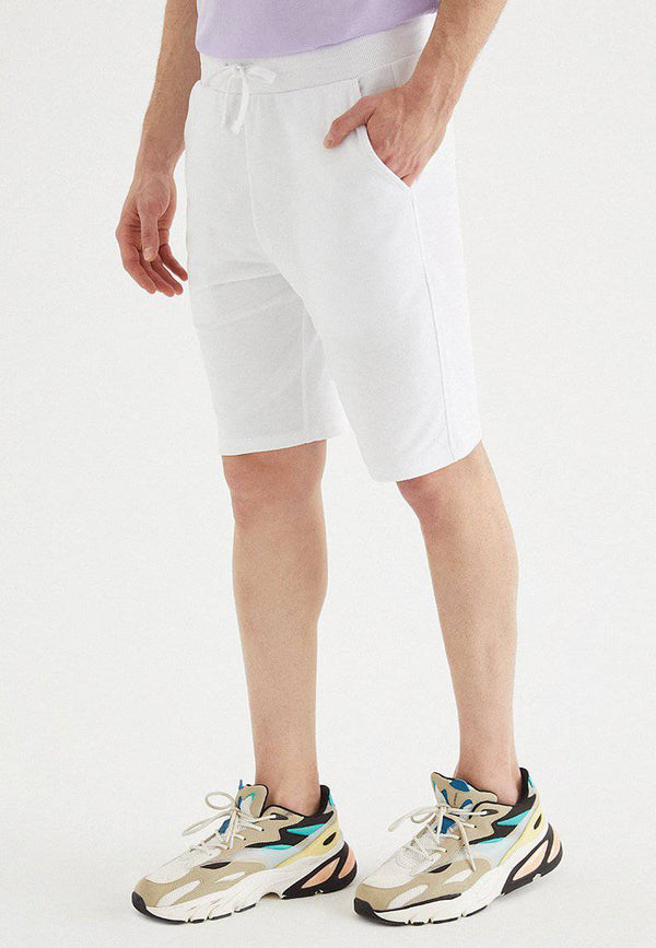 CORE SHORTS in White