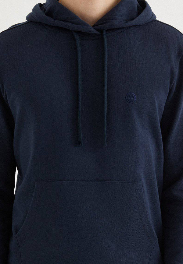 CORE HOODIE w/POCKET in Total Eclipse