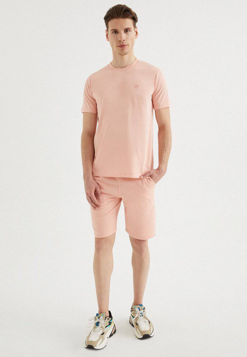 CORE SHORTS in Coral Cloud