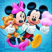 Mickey en Minnie Mou