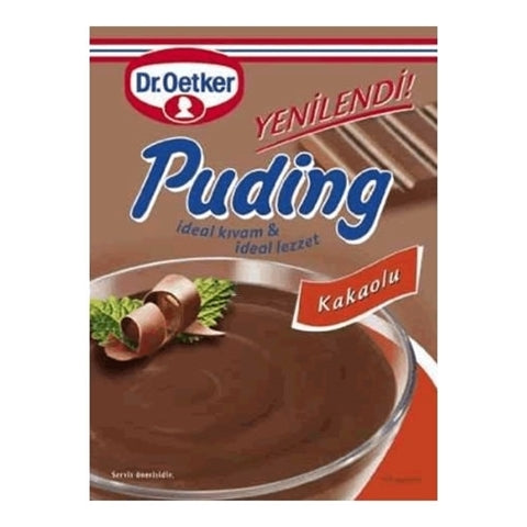 Cocoa Pudding