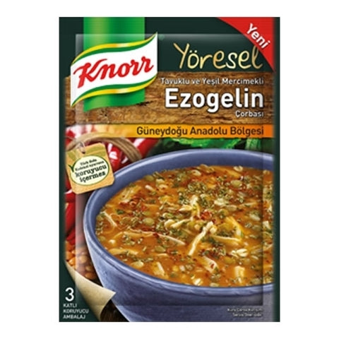 Knorr Traditional Ezogelin Soup w/ Lentil & Noddles
