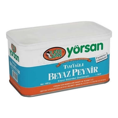 Yorsan Full Fat White Cheese (Sheep Milk)