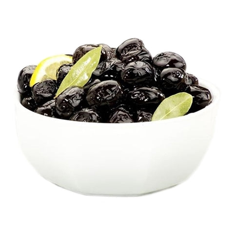 Turkish Gemlik Black Olives lb