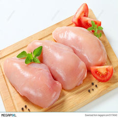 Fresh Chicken breast clean cut lb
