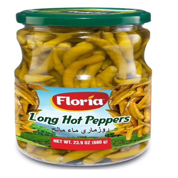 Floria hot peppers