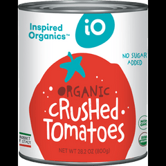 Inspired Organic crushed Tomatoes