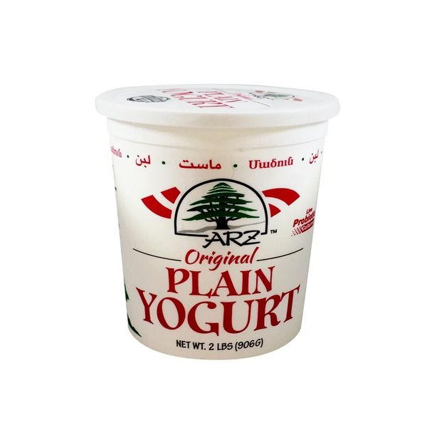 ARZ Plain Yogurt