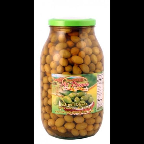 Aldaya green olives 3000g