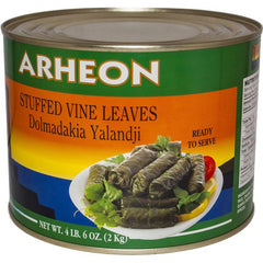 Arheon Stuffed Grape Leaves 2kg