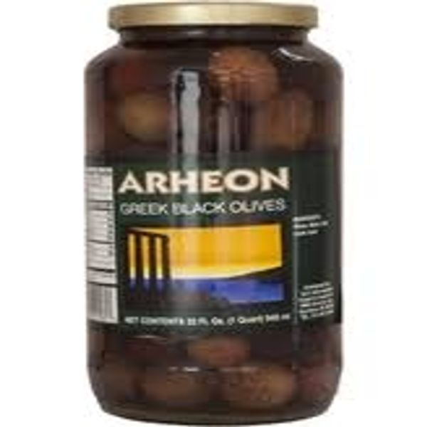 Arheon calamata olives 946ml