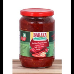 Baraka Pepper Paste Hot