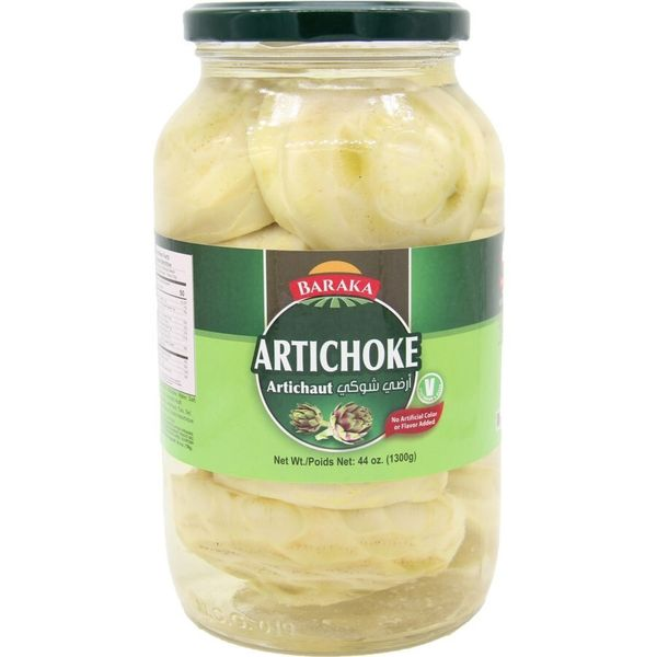 Baraka artichoke pickled 1300g