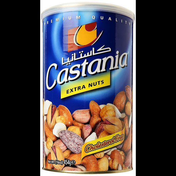 CASTANIA EXTRA NUTS CAN