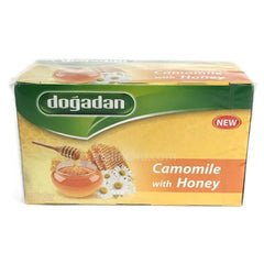 Dogadan comomile with honey tea