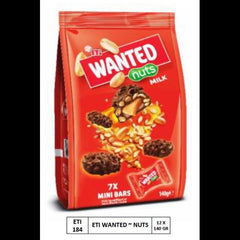 Eti waned nuts milk 140gr