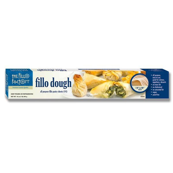 Fillo factory fillo dough no4