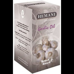 Hemani garlic oil