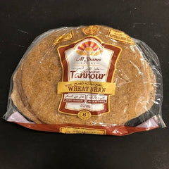Al shams whole wheat tanour
