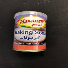 Mawassem baking soda