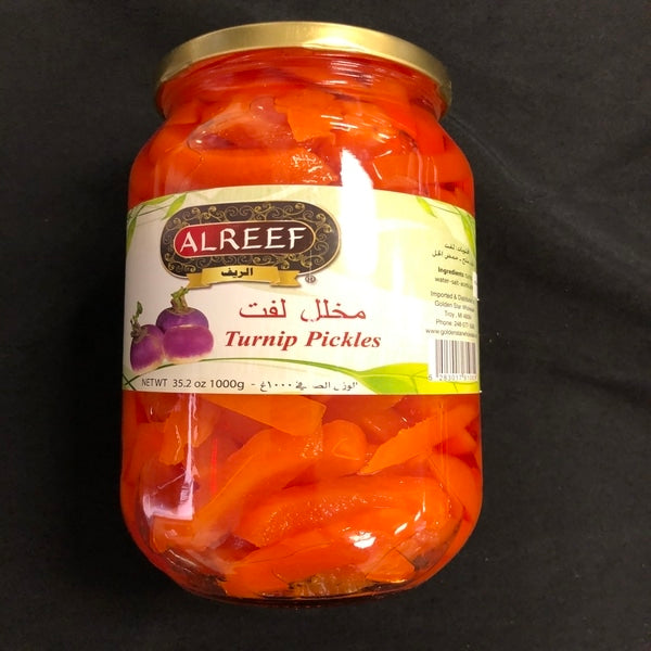 Alreef turnip pickles 1000g