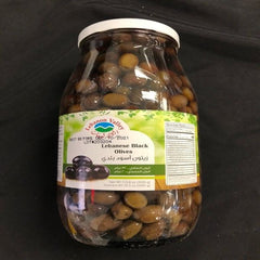 Lebanon Valley Lebanese black olives