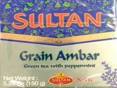 Sultan Grain Ambar Tea