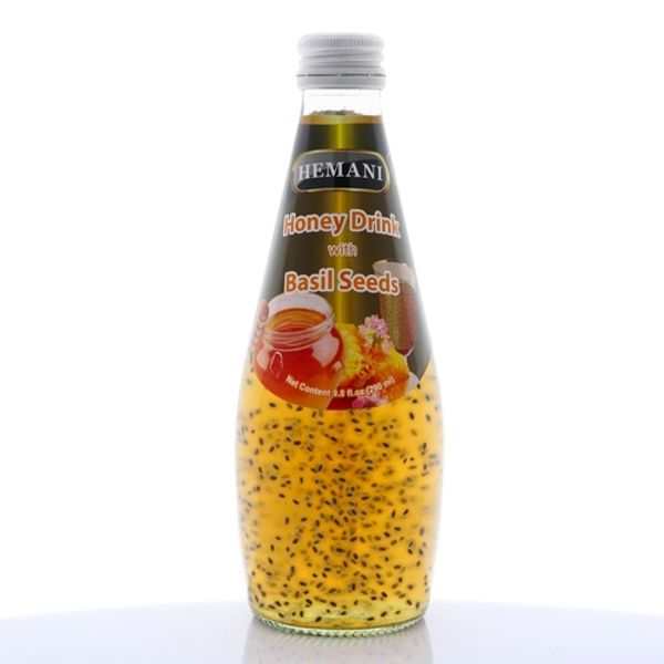 Hemani Honey Drink W/ Basil Seed
