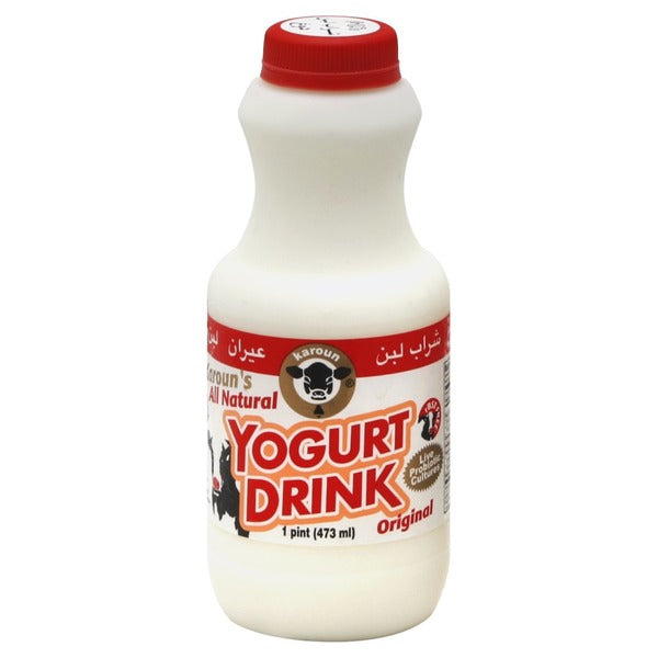 Karoun Plain yogurt drink 1pint